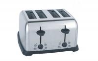 Sunbeam Ultimum - Four Slice Toaster - Silver Photo