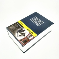 Home & Office Book Safe - Navy Photo