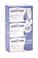 Ubbi Eco Friendly Value Pack Plastic Bags - 75 Bags Photo