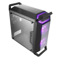 Cooler Master Masterbox Q300P Micro ATX Desktop Chassis Photo