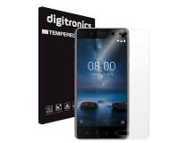 Nokia Digitronics Tempered Glass for 8 Cellphone Cellphone Photo