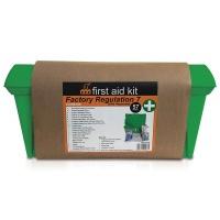 "First Aid Factory Regulation 7"" Maji Plastic Box Photo"
