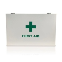 """First Aid Office Regulation 7"""" Metal Box Photo"""