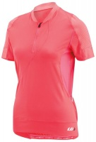 Louis Garneau Women's Gloria Jersey - Pink Photo