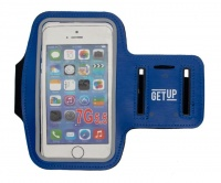 GetUp Connecter Armband Cellphone Holder - Blue Photo