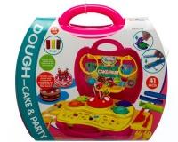 Kalabazoo Dough-Dino Cake & Party Toy Set Photo