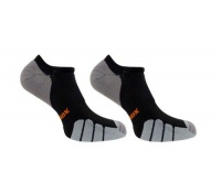 Vitalsox Men's Court Socks - Black Photo