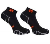 Vitalsox Ladies's Court Socks - Black Photo