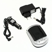 Canon Gloxy LC-E8 Charger for LP-E8 Batteries - Black Photo