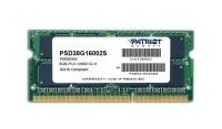 Patriot Signature Line 8GB DDR3 SO-DIMM Dual Rank RAM Photo