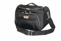 Tosca Platinum Vanity Case - Black Photo
