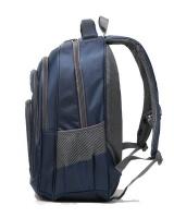 Charmza Laptop Backpack - Navy Photo