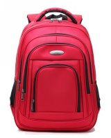 Charmza Laptop Backpack - Red Photo