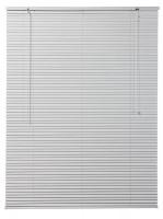 Décor Depot 25mm Aluminium Venetian Blinds - White Photo