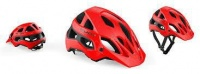 Rudy Project Unisex Protera Helmet - Red/Black Photo