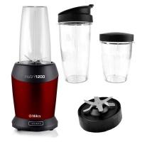 Milex - Nutri1200 8-in-1 Nutritional Blender - Red Photo