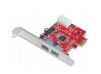 Unitek 2-Port USB3.0 piecesI Card Photo