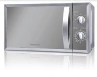 Hisense - 20 Litre Microwave Oven - Mirror Silver Photo