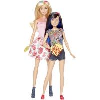 Barbie & Skipper Dolls Photo