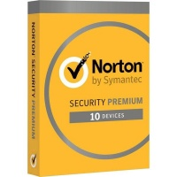 Norton Security Premium Software 10 Device - 1 Year Subscription Photo