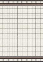 Rugs Original Elle Rug - Black & White Square Design Photo