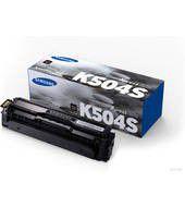 Samsung CLT-K504S Black Laser Toner Cartridge Photo