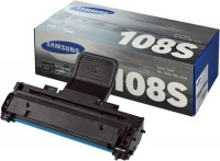 Samsung MLT-D108S Black Laser Toner Cartridge Photo