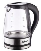 Salton - 1.7 Litre Cordless Glass Kettle Photo