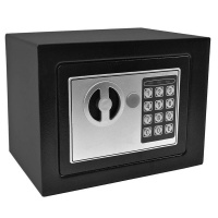 Electronic Code Digital Safe Lock Box Wall-in Style Photo