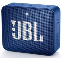 JBL GO 2 BT Speaker - Blue Photo