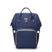 Diaper Backpack - Navy Blue Photo