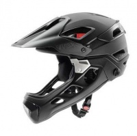 uvex Jakkyl Hde Medium Mat-Silver Sports Cycling Helmet Photo