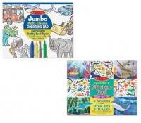 Melissa & Doug Blue & Ocean Sticker - Set of 2 Photo