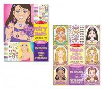 Melissa & Doug Jewelry & Face Sticker - Set of 2 Photo