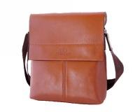 Charmza Vanquish Business Sling Bag - Light Brown Photo