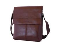 Charmza Vanquish Business Sling Bag - Dark Brown Photo
