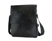 Charmza Alpha Business Sling Bag - Black Photo