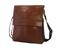 Charmza Alpha Business Sling Bag - Coffee Photo