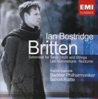 Bostridge Ian / Rattle Sir S / Bpo - Britten: Les Illuminations Serenade; Nocturne - Photo