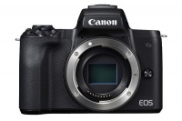 Canon EOS M50 24.1MP Mirrorless Camera Body Only - Black Photo