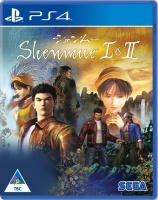 Sony Playstation Shenmue 1 & 2 Photo
