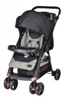 Chelino - Tazz Stroller - Grey & Black Photo