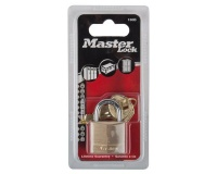 Master Lock Brass Pad Lock - 60mm Photo