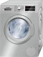 Bosch - 9kg Front Loader Washing Machine - Silver Photo