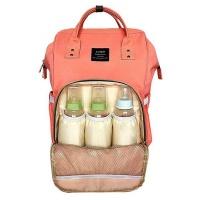 4 A Kid 4aKid - Backpack Baby Bag - Peach Photo