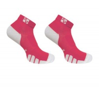 Vitalsox Womens Sock Court Set of 2 - Ped Pink Photo