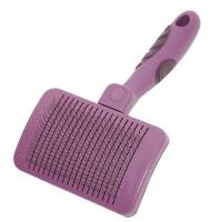 Rosewood - Salon Grooming Slicker Brush - Small Photo