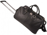 Adpel Leather Memphis Trolley Travel Bag Photo