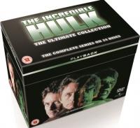 Incredible Hulk: The Complete Seasons 1-5 Photo