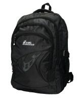 Camel Mountain Laptop Backpack - Black Photo